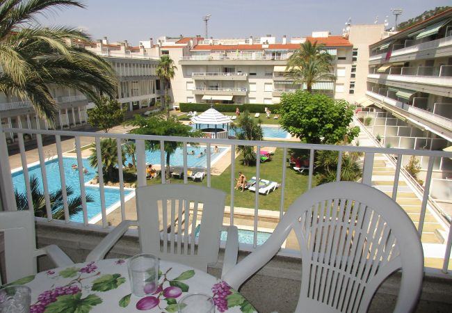 en Estartit - Apartament  Illa Mar d´Or 203