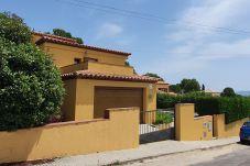 Ferienhaus in Estartit - Casa Carol torre Gran