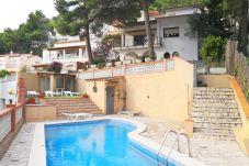 Ferienhaus in Estartit - Villa Pont Nou Estartit