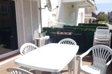 Ferienwohnung in Estartit - Whonung Els Pescadors Erdgeschoss