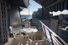 Terrasse deuxième ligne du mer